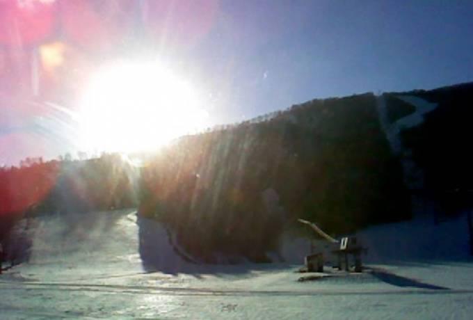 夏油高原スキー場 ライブカメラと雨雲レーダー/岩手県北上市