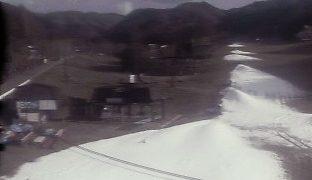 宝台樹スキー場のゲレンデライブカメラと雨雲レーダー/群馬県みなかみ町