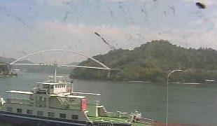 御手洗港・大長(小長)港ライブカメラと雨雲レーダー/広島県呉市
