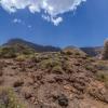 テイデ山の360度パノラマカメラ2