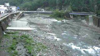 北上川ライブカメラと雨雲レーダー/奈良県上北山村