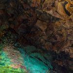 スリーヌカギガル火山の内部360度パノラマカメラ
