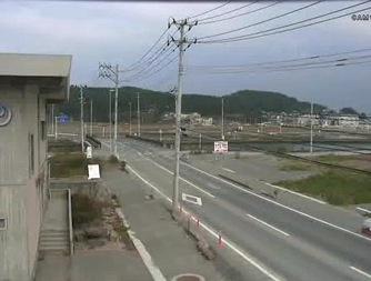 志津川周辺の復興状況ライブカメラ