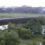 能代川と新千歳橋ライブカメラ
