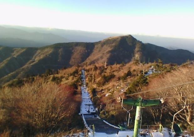 剣山(つるぎさん)ライブカメラと雨雲レーダー/徳島県三好市