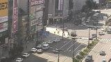 停止中:ススキノ ライブカメラ(HBC)と雨雲レーダー/北海道札幌市