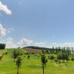 ひがしかぐら森公園の360度パノラマカメラ