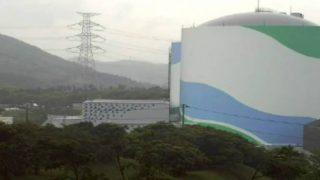 停止中:鹿児島県薩摩川内市 川内原子力発電所ライブカメラと雨雲レーダー