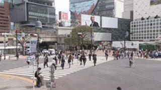 【期間限定】渋谷スクランブル交差点 ライブカメラ(ANN)と雨雲レーダー/東京都