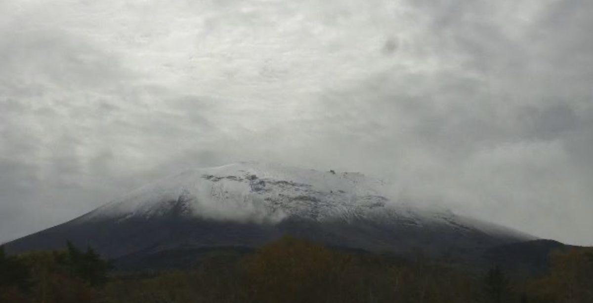 浅間山の追分・鬼押ライブカメラと雨雲レーダー/長野県