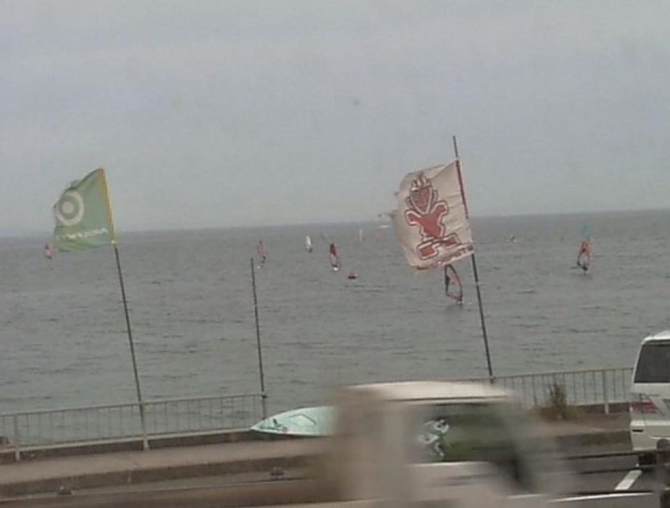津久井浜ライブカメラと雨雲レーダー/神奈川県横須賀市