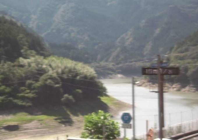 高知県大川村 吉野川ライブカメラと雨雲レーダー
