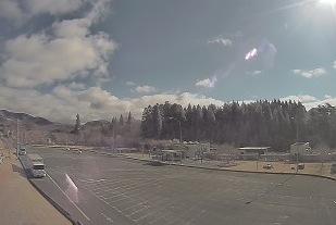 高速道路の各パーキングエリア・サービスエリアライブカメラ(9ヶ所)と雨雲レーダー/九州