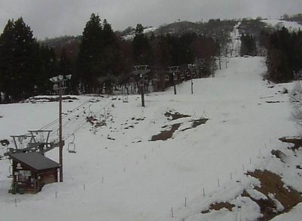 さかえ倶楽部スキー場ライブカメラと雨雲レーダー/長野県栄村