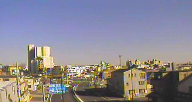 武蔵野橋南交差点・内出東交差点・睦橋公園・横田基地ライブカメラ