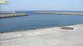 黒島 片泊港ライブカメラと雨雲レーダー/鹿児島県三島村