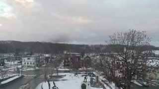 新得駅ライブカメラと雨雲レーダー/北海道新得町