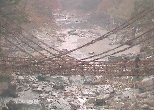 かずら橋ライブカメラ