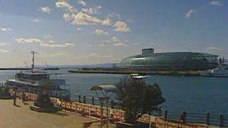 停止中:いわき・ら・ら・ミュウ ライブカメラと雨雲レーダー/福島県いわき市