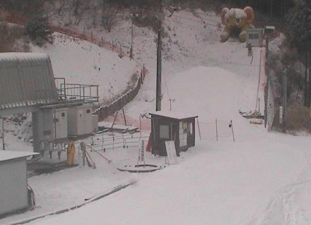 井川スキー場腕山ふもとライブカメラ
