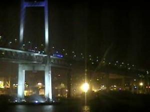 神奈川県(横浜市):横浜ベイブリッジがみえるライブカメラ
