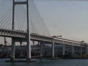 神奈川県(横浜市):横浜ベイブリッジがみえるWebカメラ