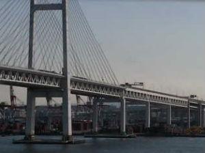 横浜ベイブリッジがみえるライブカメラ