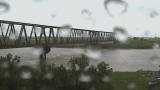 九頭竜川 中角付近ライブカメラと雨雲レーダー/福井県福井市