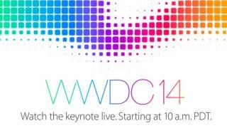 停止中:Apple Events 「WWDC 2014」の基調講演が見れるライブカメラ