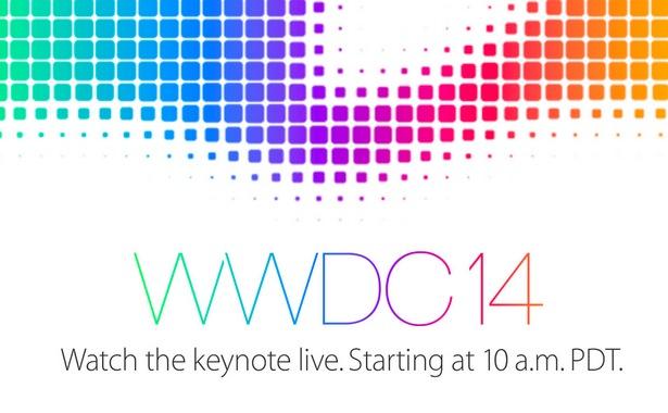 Apple Events 「WWDC 2014」の基調講演が見れるライブカメラ