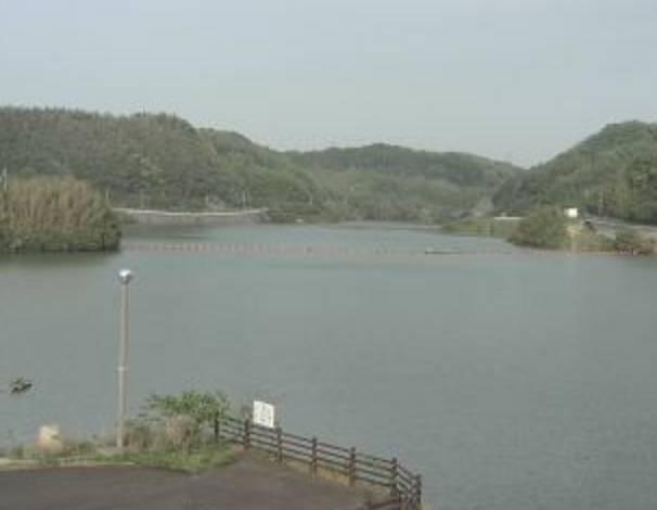 藤ノ平ダムライブカメラと雨雲レーダー/佐賀県玄海町