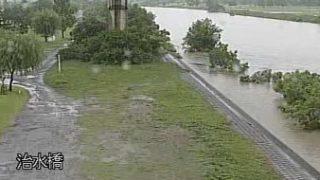 荒川上流(荒川、入間川、市野川、小畔川、都幾川)ライブカメラ(17ヶ所)と雨雲レーダー/関東地方