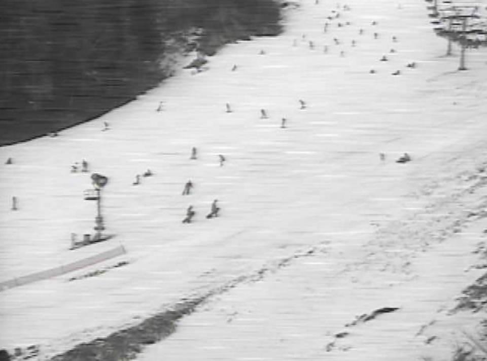奥伊吹スキー場ライブカメラと雨雲レーダー/滋賀県米原市
