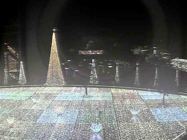 フローランテ宮崎のガーデン全景ライブカメラ