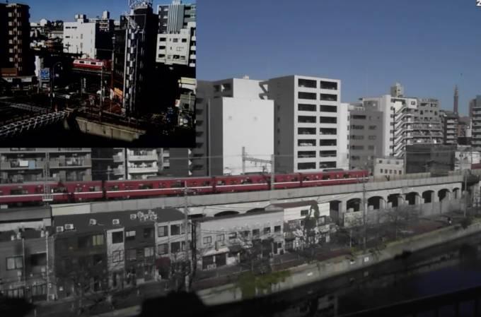 神奈川県横浜市 大岡川・東急本線ライブカメラと雨雲レーダー