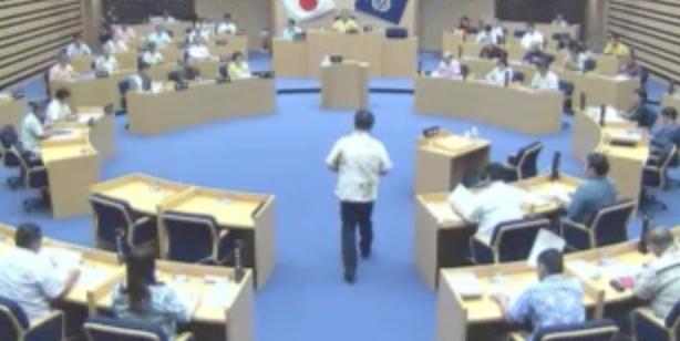 那覇市議会ライブカメラ