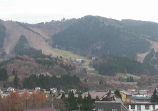大鰐町ライブカメラと雨雲レーダー/青森県大鰐町