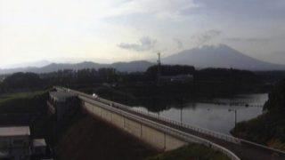 北上川・四十四田ダムライブカメラと雨雲レーダー/岩手県