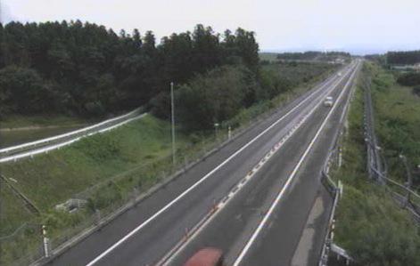 青森県 国道7号,101号,4号,104号,45号,八戸南環状道路ライブカメラと雨雲レーダー