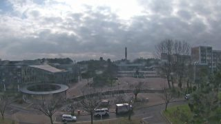 新潟大学ライブカメラと雨雲レーダー/新潟県新潟市