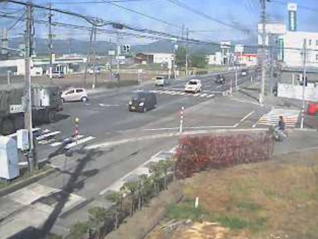 国道7号(城北町交差点)・460号(西新発田駅前)ライブカメラ(2ヶ所)