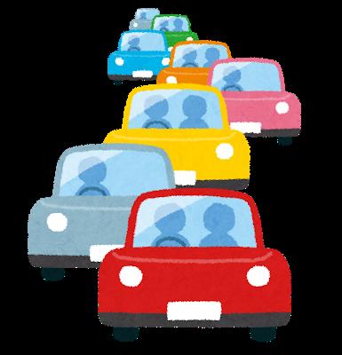 お盆休み限定の道路ライブカメラで渋滞情報をチェック!