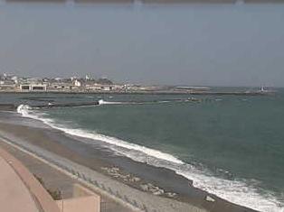 アクアワールド大洗水族館の海岸ライブカメラ