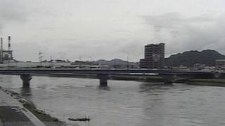 川内川・羽月川ライブカメラ(13ヶ所)と雨雲レーダー/鹿児島県
