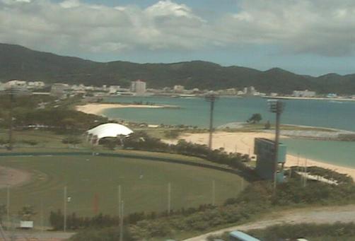 沖縄県名護市 ホテルゆがふいんおきなわライブカメラと雨雲レーダー