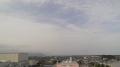 清水マリンターミナル屋上から見える富士山ライブカメラと雨雲レーダー/静岡県静岡市