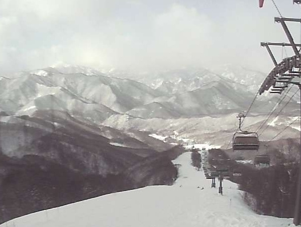 群馬県みなかみ町 宝台樹スキー場の成平コース周辺ライブカメラと雨雲レーダー