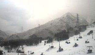 苗場スキー場 ライブカメラと雨雲レーダー/新潟県湯沢町