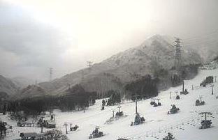 苗場スキー場ライブカメラ