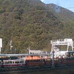 黒部峡谷トロッコ電車ライブカメラ